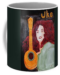 Uke Coffee Mug