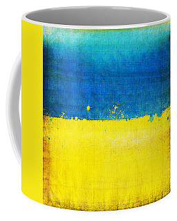 Ukraine Flag Coffee Mug