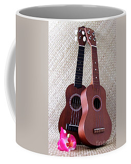 Ukulele Duet Coffee Mug