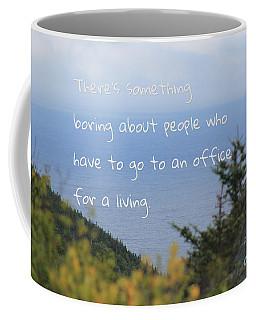 Ultimate Freedom Coffee Mug