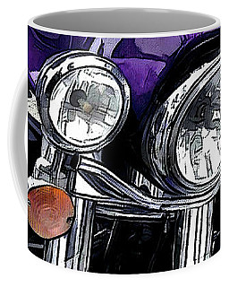 Ultra Purple Coffee Mug