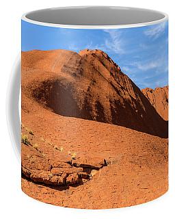 Coffee Mug featuring the photograph Uluru 04 by Werner Padarin