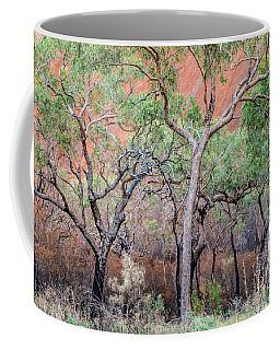 Coffee Mug featuring the photograph Uluru 05 by Werner Padarin