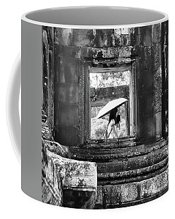 Umbrella Angkor Wat  Coffee Mug