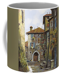 Narrow Street Coffee Mugs