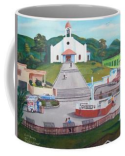 Una Vez En El Tiempo Coffee Mug by Luis F Rodriguez