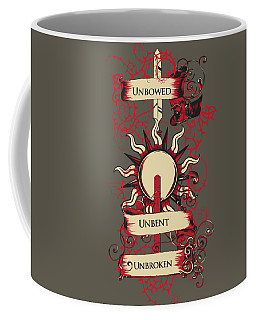 Unbowed Unbent Unbroken Coffee Mug