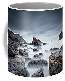 Coffee Mug featuring the photograph Unbreakable by Jorge Maia