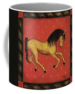 Unbridled ... From The Tapestry Series Coffee Mug by Terry Webb Harshman