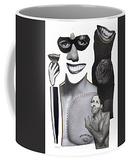 Uncensored Coffee Mug