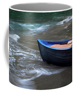 Uncertain Future Coffee Mug