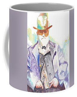 Uncle David Nation, Circa 1900 Coffee Mug by Tara Moorman