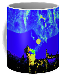 Under A Full Moon Coffee Mug