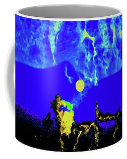 Under A Full Moon Coffee Mug