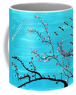 Under A Tree Coffee Mug