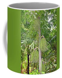 Under A Tropical Tree Coffee Mug