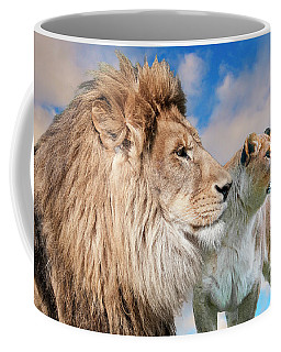 Under An African Sky Coffee Mug