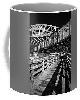Under Boston University Bridge Coffee Mug