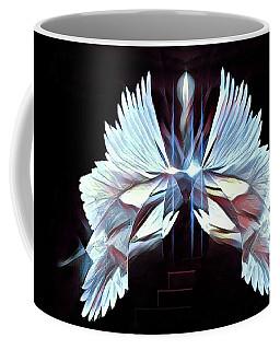 Under His Wings Coffee Mug