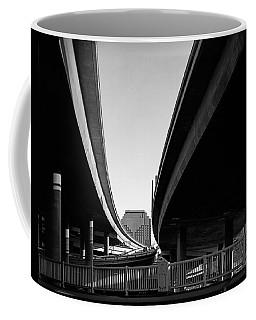 Under Interstate 5 Sacramento Coffee Mug