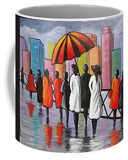 Under My Umbrella Coffee Mug