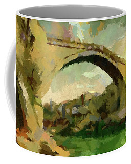 Under Old Bridge Coffee Mug