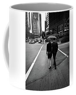 Under One Roof- By Linda Woods Coffee Mug