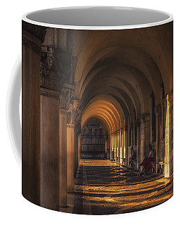 Under Saint Mark's Basilica Coffee Mug