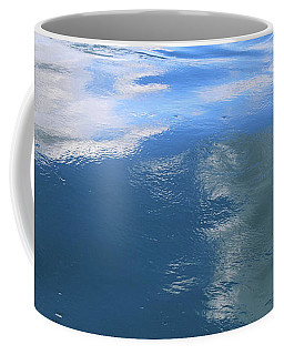 Under The Blue Water 10 Coffee Mug