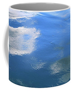 Under The Blue Water 11 Coffee Mug
