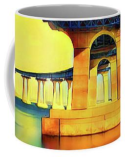 Under The Coronado Bridge Coffee Mug