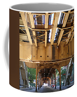 Under The El - 1 Coffee Mug