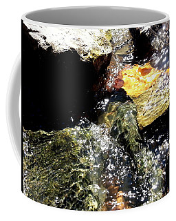 Under The Glass Of Water Coffee Mug