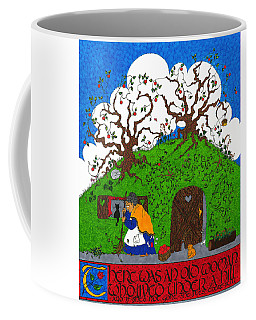 Under The Hill Coffee Mug