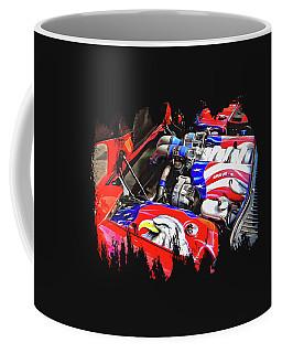 Under The Hood Coffee Mug