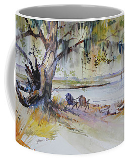 Under The Live Oak Coffee Mug