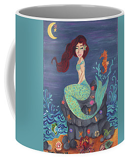 Under The Merlight Sea Coffee Mug