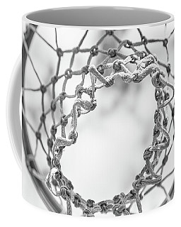 Under The Net Coffee Mug