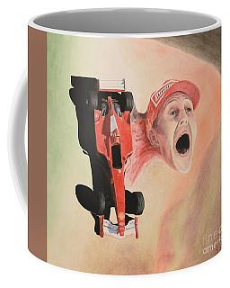 Under The Nose Coffee Mug
