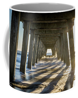 Under The Pier #2 Coffee Mug