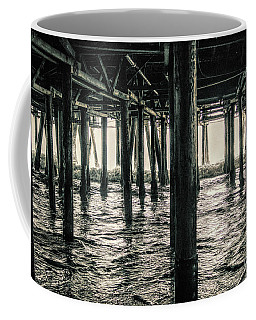 Under The Pier 3 Coffee Mug
