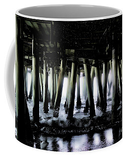 Under The Pier 6 Coffee Mug