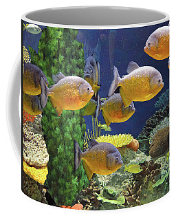 Under The Seen World 5 Coffee Mug