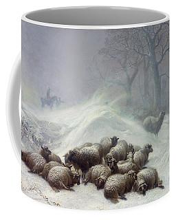 Under The Shelter Of The Shapeless Drift Coffee Mug