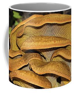 Under The Shrooms Coffee Mug