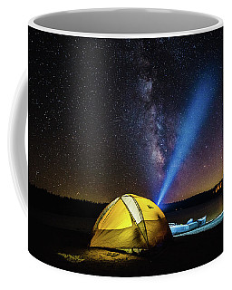 Under The Stars Coffee Mug