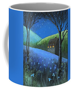 Coffee Mug featuring the painting Under The Stars by Terry Webb Harshman
