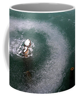 Under The Surface Coffee Mug by Mary Bedy