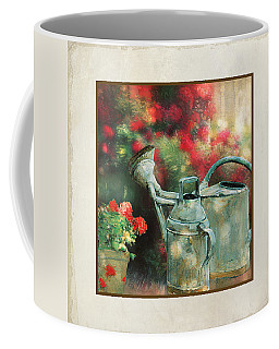 Under The Trees Coffee Mug