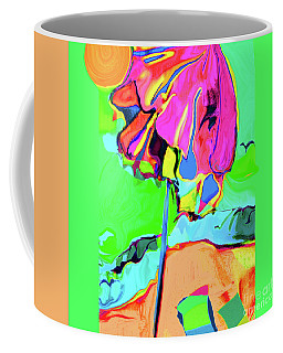 Under The Umbrella No. 3 Coffee Mug